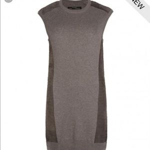 All Saints Sierre jumper dress size 4